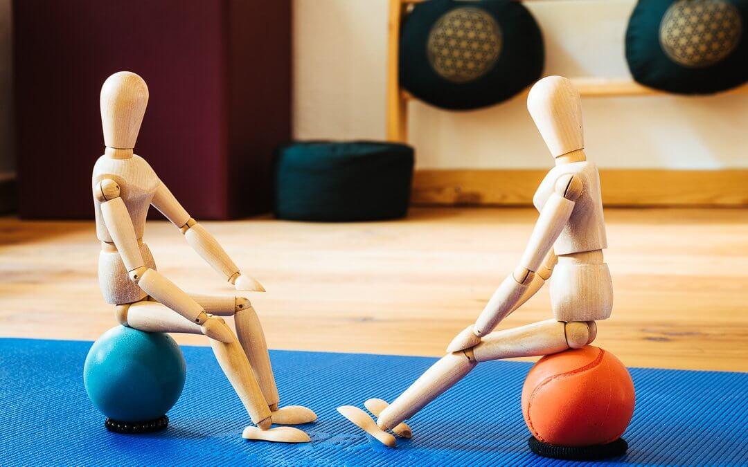 Y O G A ab Januar 2015 in der physiotherapeutischen Praxis Susanne Heidenreich